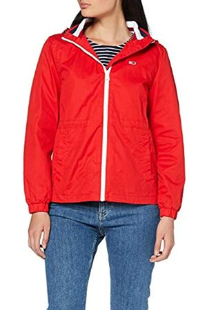 Tommy Hilfiger Damen Tjw Hooded Windbreaker Jacke